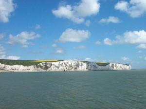 Doverio uolos (nuotrauka daryta ne mano)